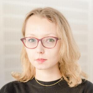 Anna Wojcik 2020